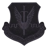 Black ACC Patches