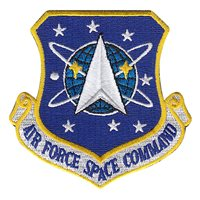 Color AFSPC Patch