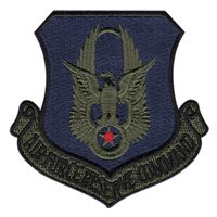 Subdued  AFRC Patches