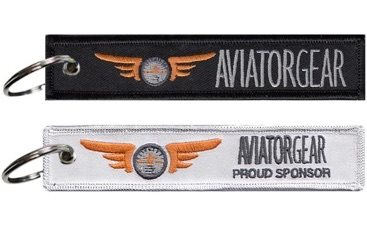 Aviator Gear's Own Custom Key Flags