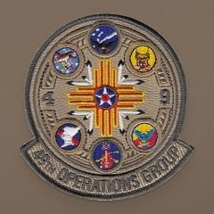 49th Operations Group Desert Gaggle Patch