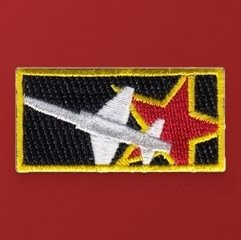 2nd Fighter Squadron T-38 Aggressor Pencil Patch