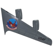 Aircraft Wing Plaque
