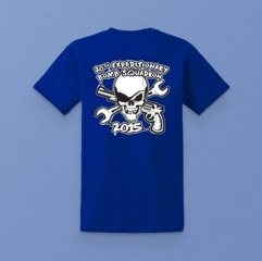 20th Expeditionary Bomb Squadron 2015 Shirt