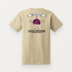 Red Devils 434th Flying Training Squadron Shirt