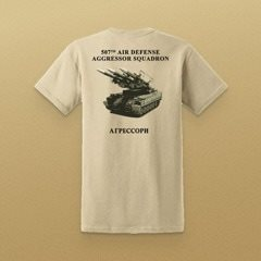 507th Air Defense Aggressor Squadron Shirt